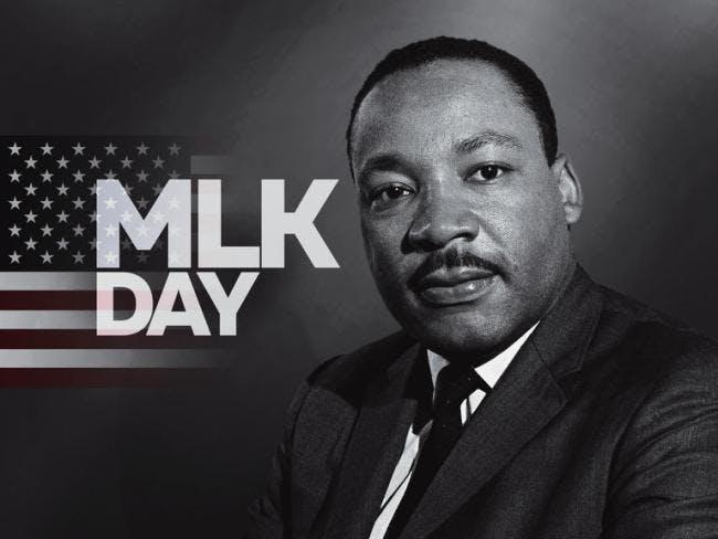 MLK Teacher/Student Holiday