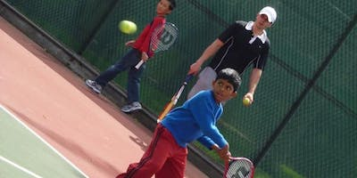 2019 Kids Tennis-Sports Summer Camp in San Mateo