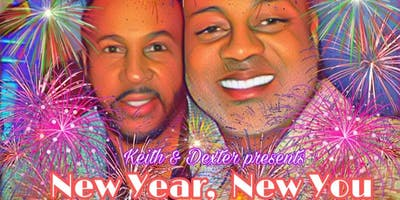 Keith & Dexter presents: New Year, New You Day Party