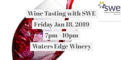SWE OKC Wine Tasting Night