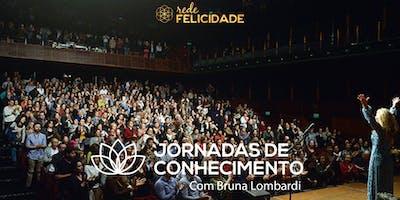 [Fortaleza/CE] Jornadas de Conhecimento com Bruna Lombardi