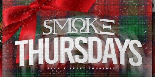SMOKE THURSDAYS