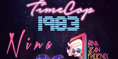 MiamiCyberNights Vol.4 with Timecop1983 - Nina - DanaJeanPhoenix