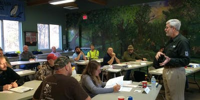 ISA Certified Arborists Preparation Course and Exam, May 2019