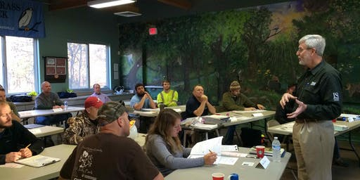 ISA Certified Arborists Preparation Course and Exam, January 2020