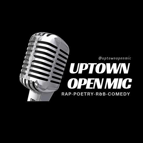 PHILLY's #1 OPEN MIC - @UptownOpenMic banner