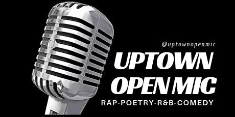 PHILLY's #1 OPEN MIC - @UptownOpenMic  tickets