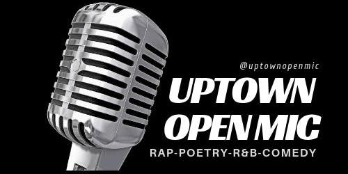 PHILLY's #1 OPEN MIC - @UptownOpenMic