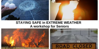 Extreme Weather - building resilience in seniors