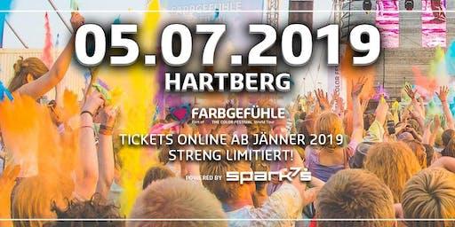 Farbgefühle Festival Hartberg
