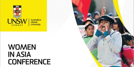 Women in Asia Conference 2019 tickets