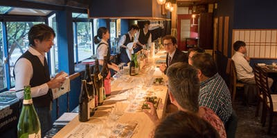 Discover Sake Tasting Event, January 26