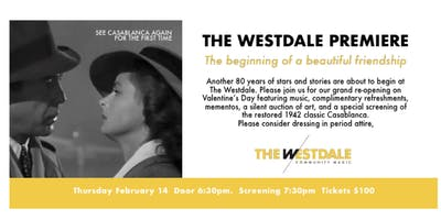 Westdale Premiere