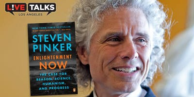 An Evening with Steven Pinker