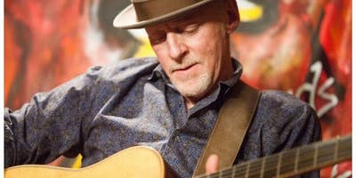 Willy Porter Solo Returns to Friends House Concerts