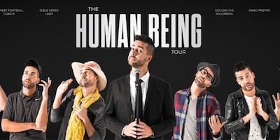 John Crist the Human Being Tour | EVENT STAFF Volunteer