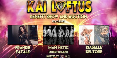 Kai Loftus - Benefit Show & Auction
