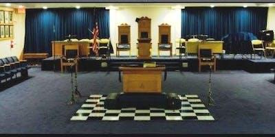 Harmonia Masonic Lodge No. 138 F. & A. M. Valentine's Day Dinner 2019