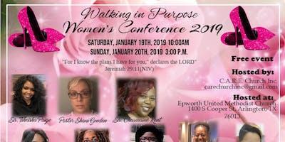 Walking in Purpose Women's Conference 2019