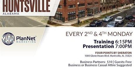 Become A Travel Business Owner-Huntsville, AL tickets