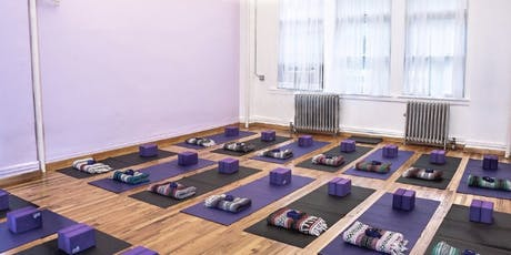 Sol City Yoga: Vinyasa Flow tickets