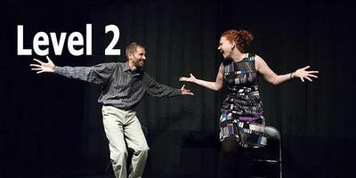 Level 2 - 2/28: The Two Person Scene a.k.a. Playing with others.  w/Marcus Sams
