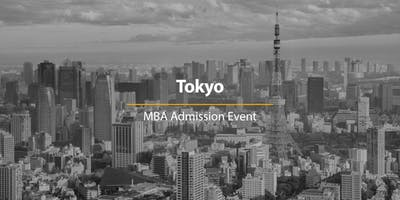 CUHK MBA Info Session in Tokyo