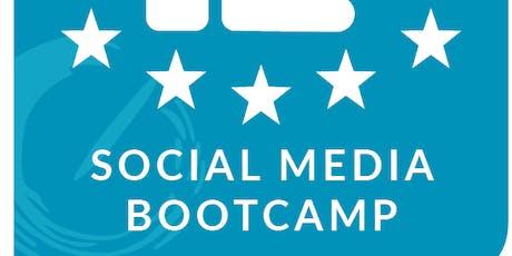 Redes Sociales en español: Aprenda cómo promover y elevar la presencia de su marca en las redes sociales tickets