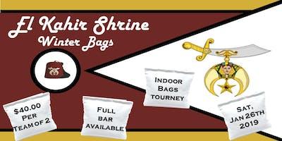 El Kahir Shrine Winter Bags Tournament