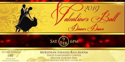 Davis County Valentine's Ball Dinner-Dance 2019