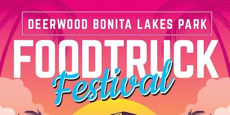 Deerwood lakes park food Trucks Festival  tickets