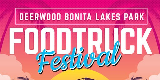Deerwood lakes park food Trucks Festival