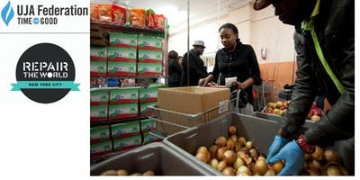 MLK 2019: Give Out Groceries at a Brooklyn Food Pantry on January 21st