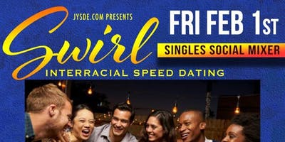 2/1 Interracial Speed Dating #swirl #single #singleman #singlewoman #swirl #interracial