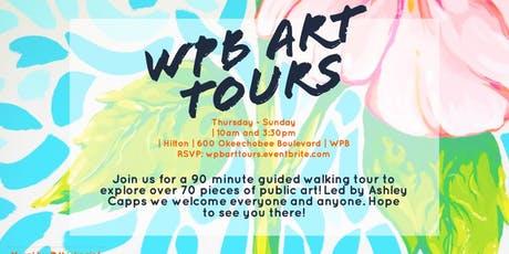 WPB Art Tours tickets