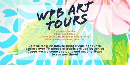 WPB Art Tours