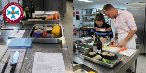 Parliamentary Chefs' Cooking School - Queensland Seafood Masterclass