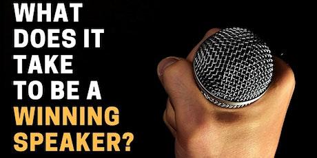 Public Speaking Workshop - (2999/ person) tickets