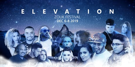 Elevation Denver Zouk 2019 tickets