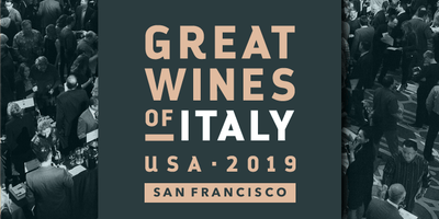 Great Wines of Italy 2019: The Grand Tasting San Francisco with James Suckling