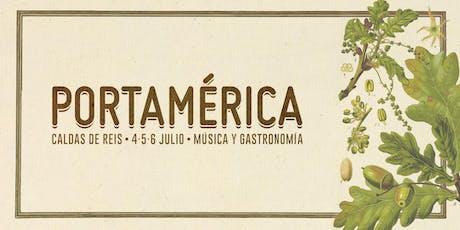 PORTAMÉRICA 2019 entradas