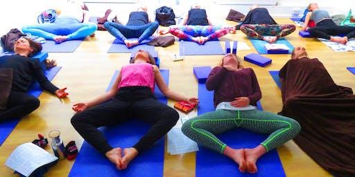 Yin Yoga Workshop with Gem Yoga
