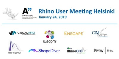 Rhino User Meeting Helsinki