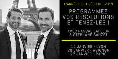 Programmez vos résolutions 2019 et tenez-les ! - PARIS