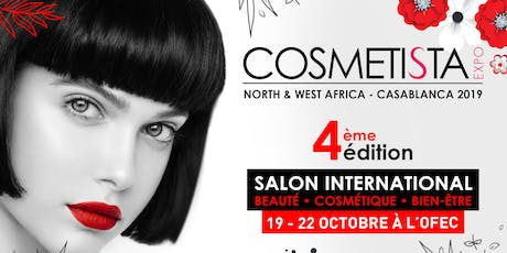 COSMETISTA EXPO NORTH & WEST AFRICA billets