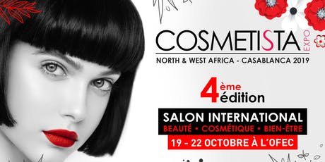 COSMETISTA EXPO NORTH & WEST AFRICA tickets