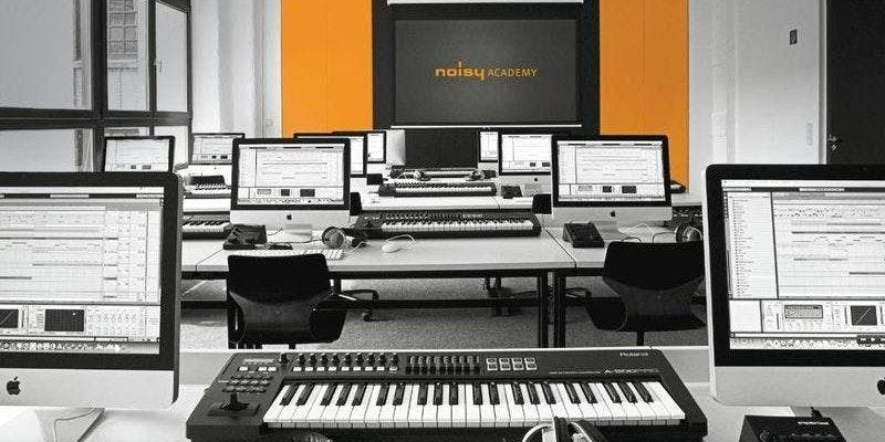Electronic Music Production - Intensivkurs (noisy Academy Berlin)
