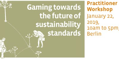 Gaming towards the future of sustainability standa