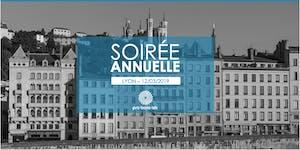 Soirée Annuelle de l'antenne Auvergne-Rhône-Alpes