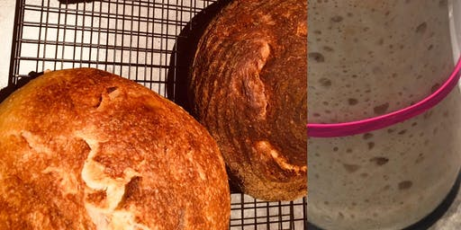 Breaking Bread; Sourdough workshop - Hervey Bay August